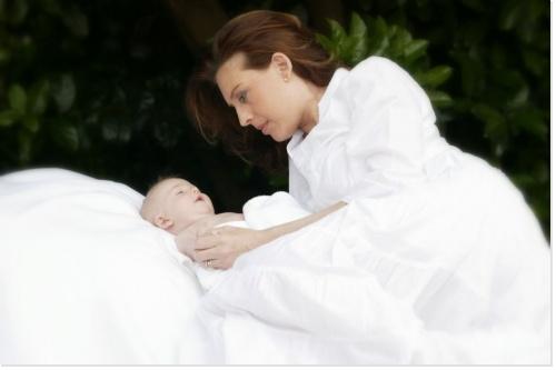 les massages pour bébé de Anaissance